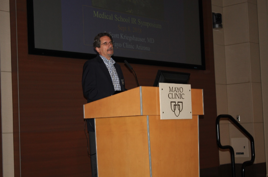 Mayo Clinic Arizona IR Symposium – SIR RFS